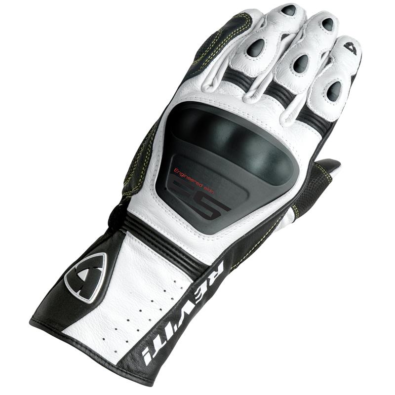 Sport Motorcycle Gloves: REVIT APEX SPORT MOTORCYCLE MOTORBIKE GLOVES WHITE XXL