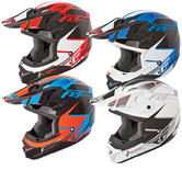 Fly Racing 2015 Kinetic Impulse Motocross Helmet
