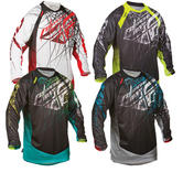 Fly Racing 2015 Evolution Spike Motocross Jersey