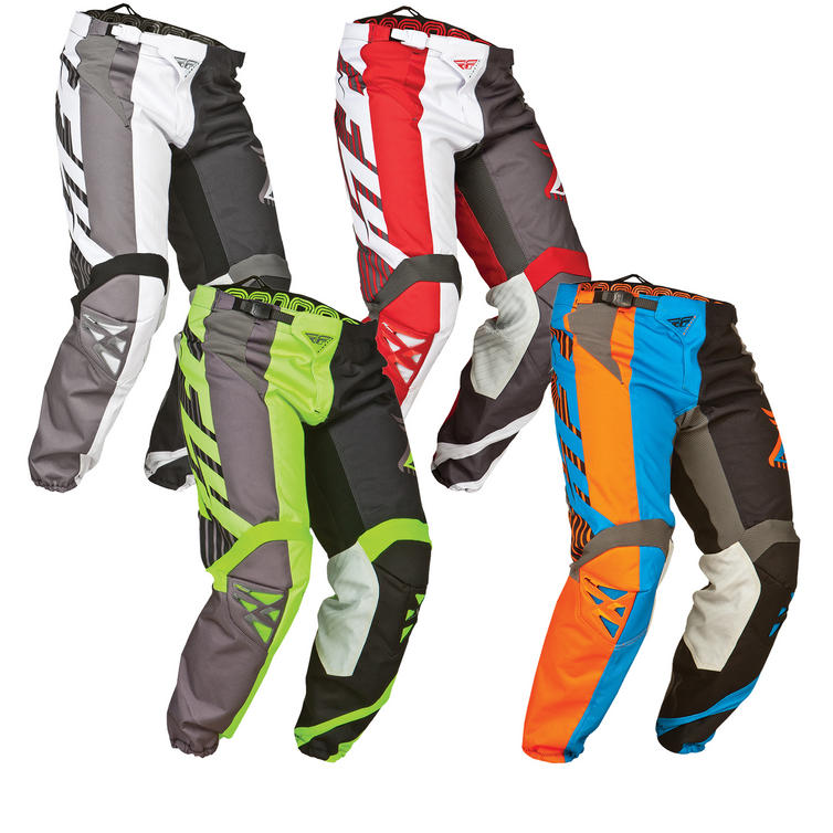 Fly Racing 2015 Kinetic Division Motocross Pants