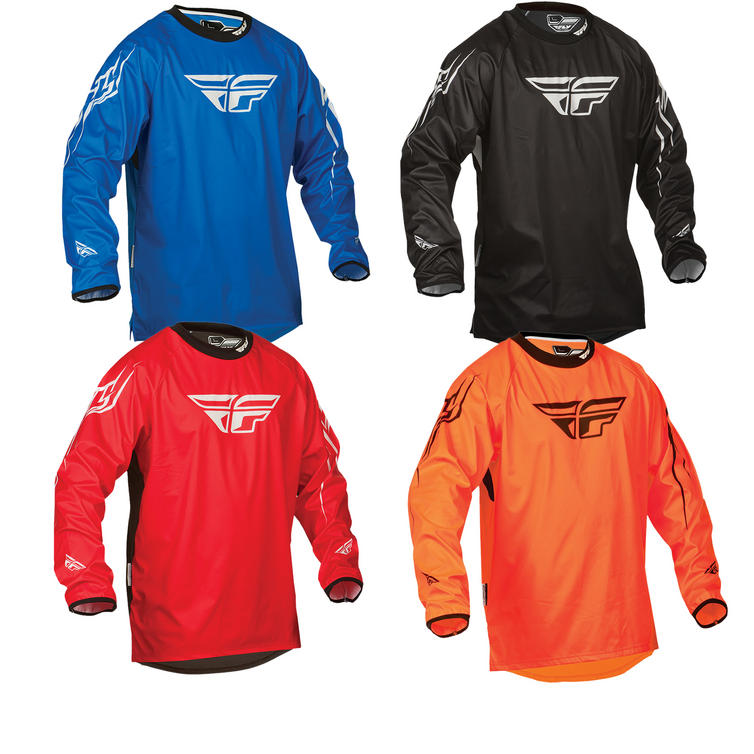 Fly Racing 2015 Technical Windproof Motocross Jersey