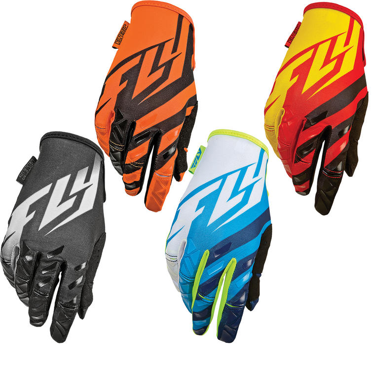 Fly Racing 2015 Kinetic Glitch Motocross Gloves
