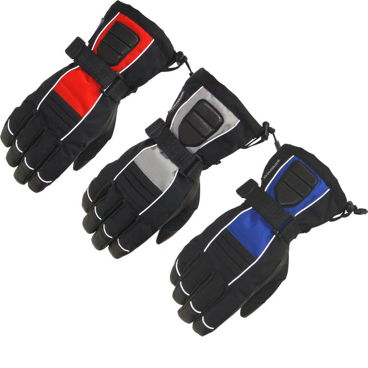 Sports Comm Waterproof Motorcycle Gloves