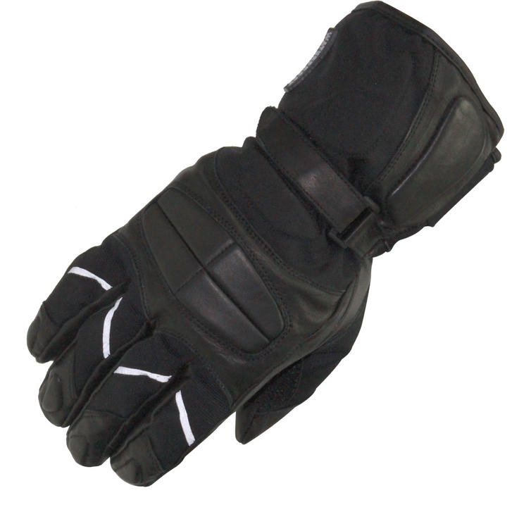 Commuter Waterproof Leather Motorcycle Gloves