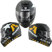 Shark Speed-R Redding Carbon Motorcycle Helmet