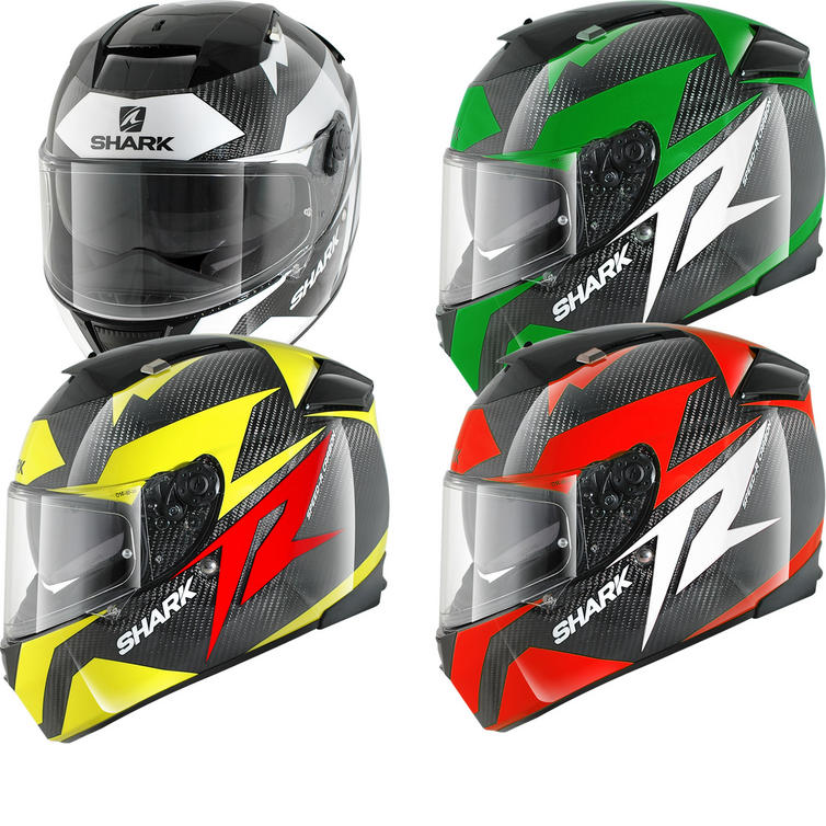 Shark Speed-R Run Carbon Motorcycle Helmet