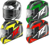 Shark Speed-R Run Carbon Motorcycle Helmet