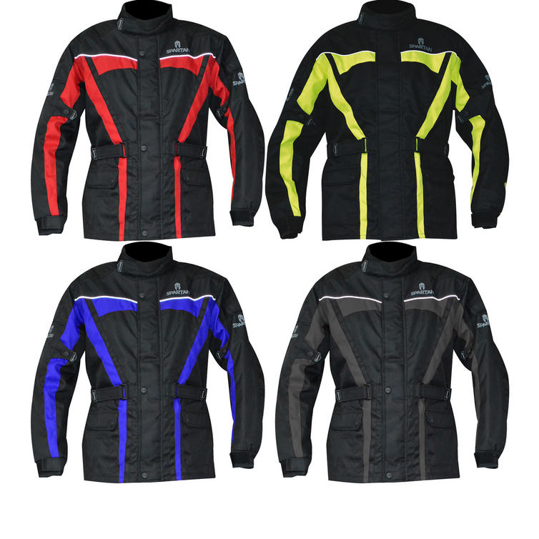Oxford Spartan Waterproof Motorcycle Jacket