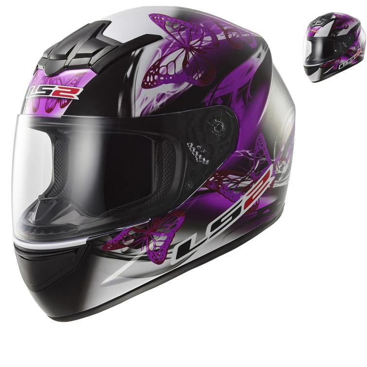 LS2 FF352.38 Rookie Flutter Motorcycle Helmet