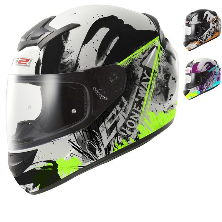 LS2 FF352.52 Rookie One Full Face Motorcycle Helmet