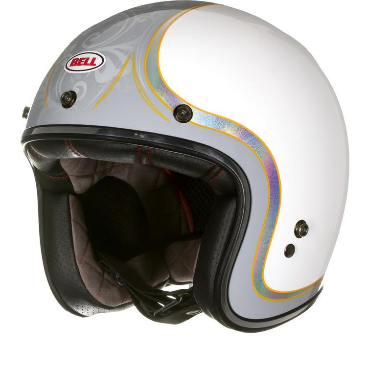 Bell Custom 500 SE Headcase Cueball Motorcycle Helmet