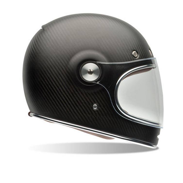 Image of Bell Bullitt Carbon Matte Motorcycle Helmet