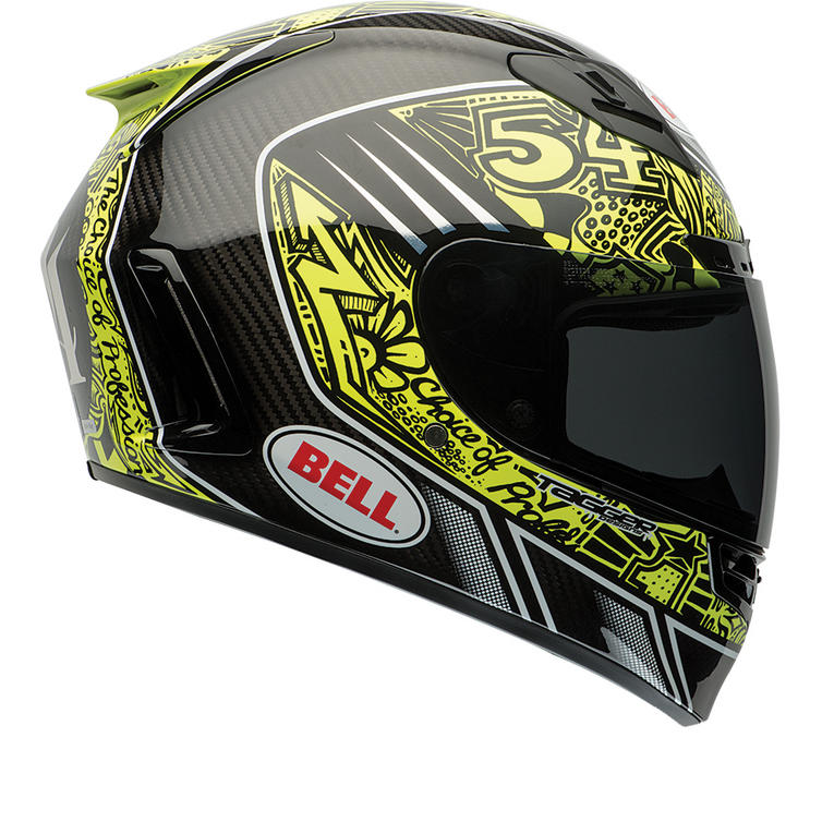 Bell Star Carbon SE Tagger Trouble Motorcycle Helmet