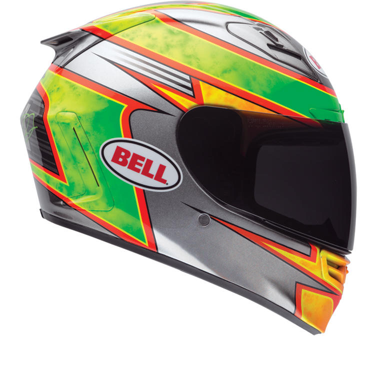 Bell Star Carbon SE Fillmore Replica Motorcycle Helmet