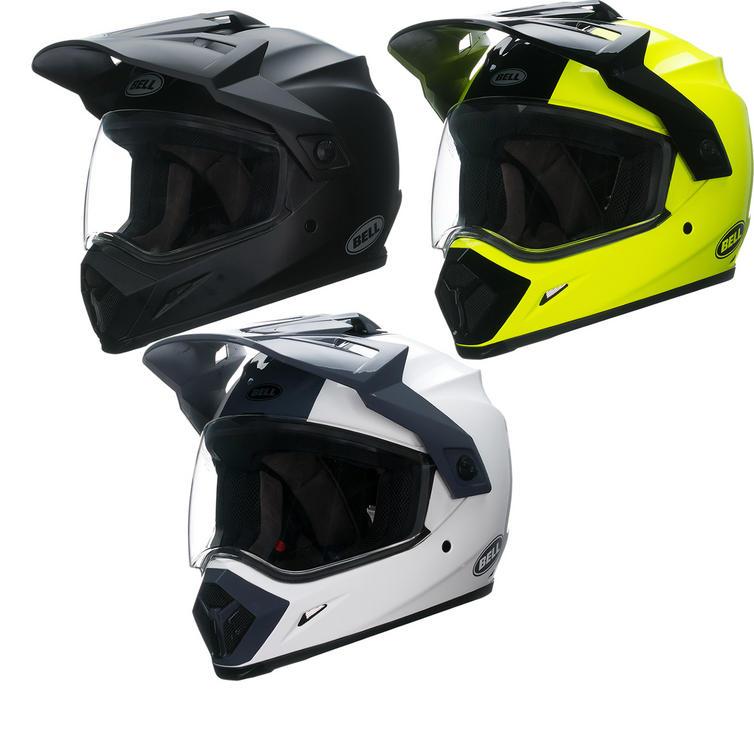 Bell MX-9 Adventure Motocross Helmet