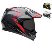Bell MX-9 Adventure Barricade Motocross Helmet