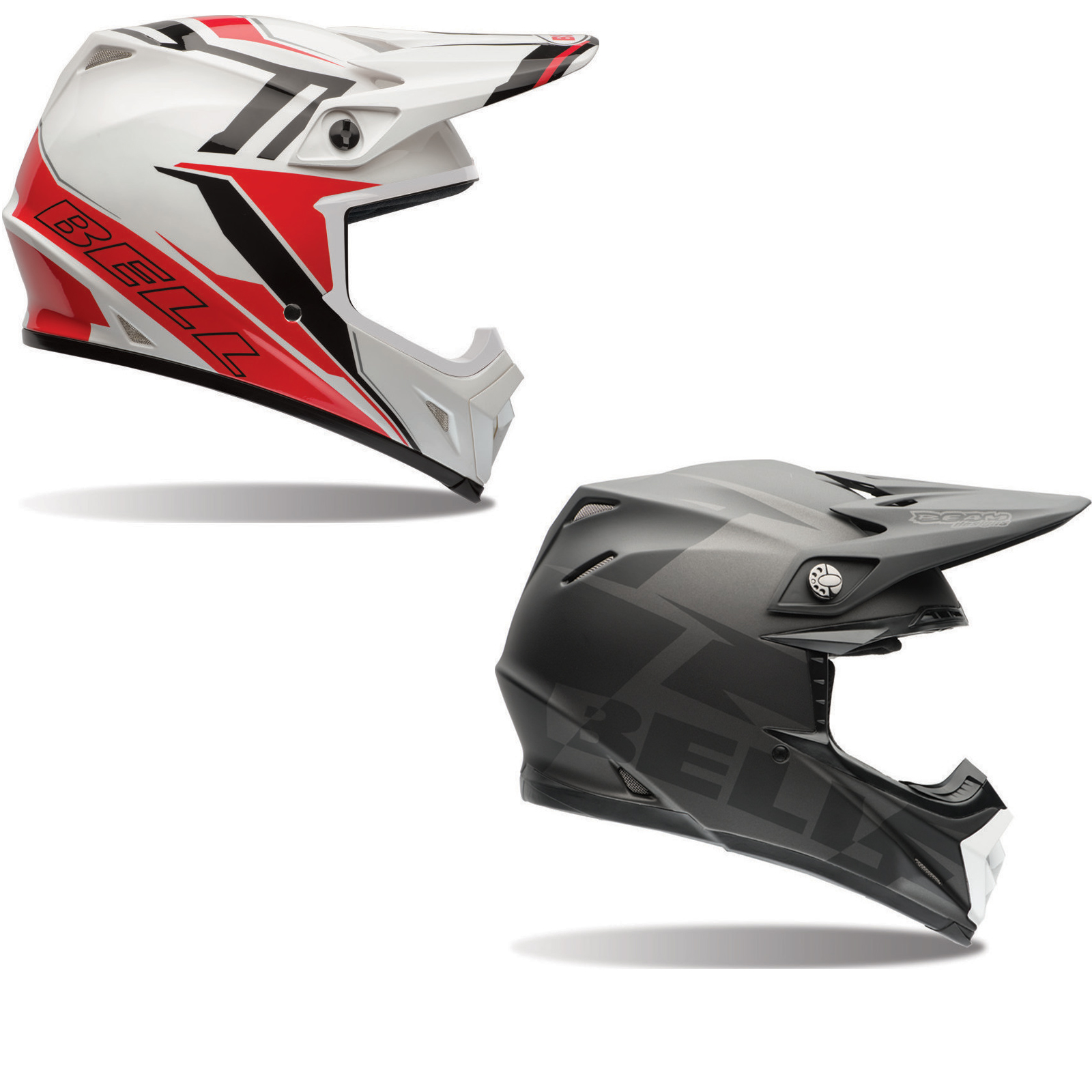 bell mx 9 barricade motocross helmet bell. Black Bedroom Furniture Sets. Home Design Ideas