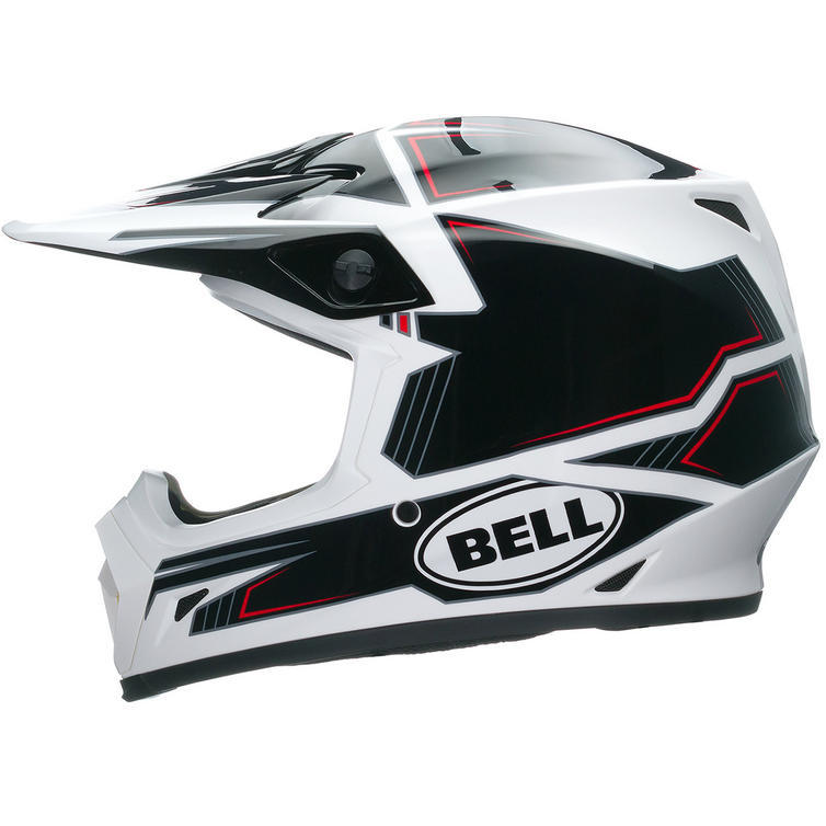 bell mx 9 blockade motocross helmet bell. Black Bedroom Furniture Sets. Home Design Ideas