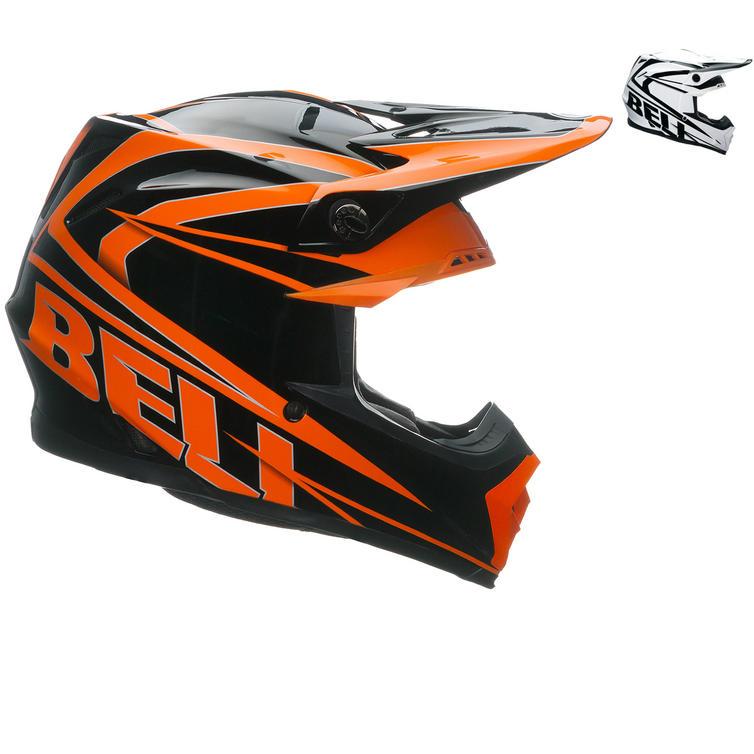 bell moto 9 tracker motocross helmet bell. Black Bedroom Furniture Sets. Home Design Ideas
