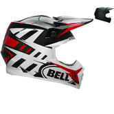 Bell Moto-9 Carbon Flex Syndrome Motocross Helmet