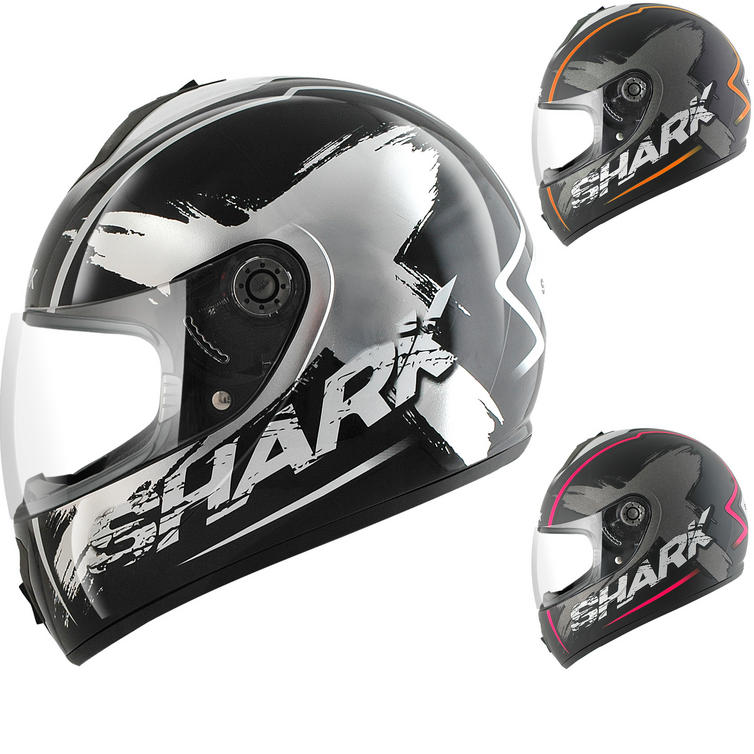 Shark S600 Exit Full Face Motorcycle Helmet