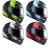 View Item HJC CS-14 Paso Motorcycle Helmet