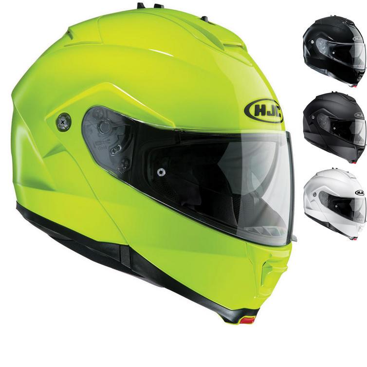 HJC IS-MAX II Plain Flip Front Motorcycle Helmet