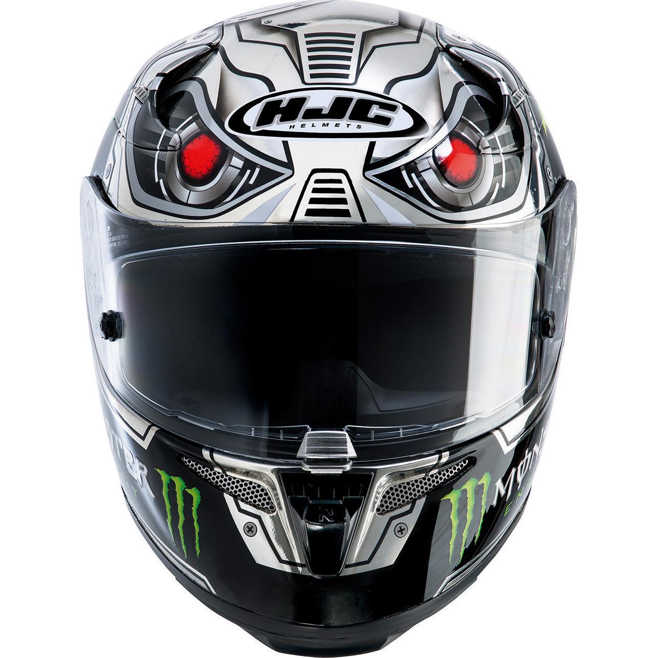 hjc rpha10 plus lorenzo speed machine motorcycle helmet full face race motorbike ebay. Black Bedroom Furniture Sets. Home Design Ideas