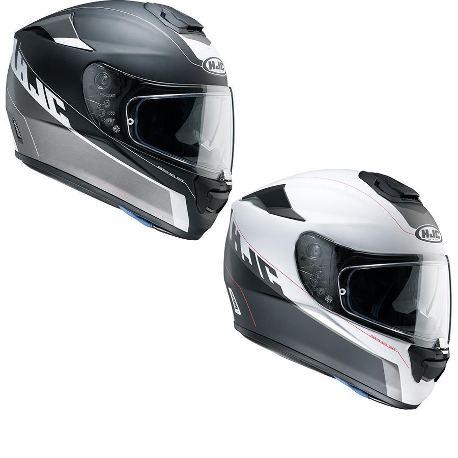 hjc rpha st twocut motorcycle helmet full face helmets. Black Bedroom Furniture Sets. Home Design Ideas