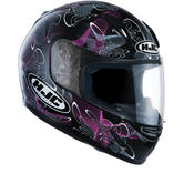 HJC CL-Y Tableau Ladies Motorcycle Helmet
