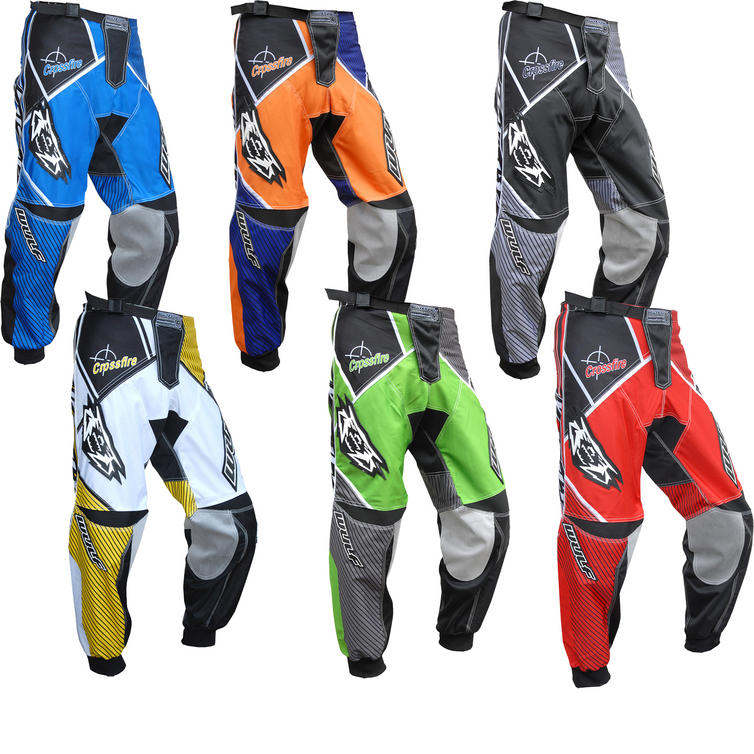 Wulf Crossfire Adult Motocross Pants