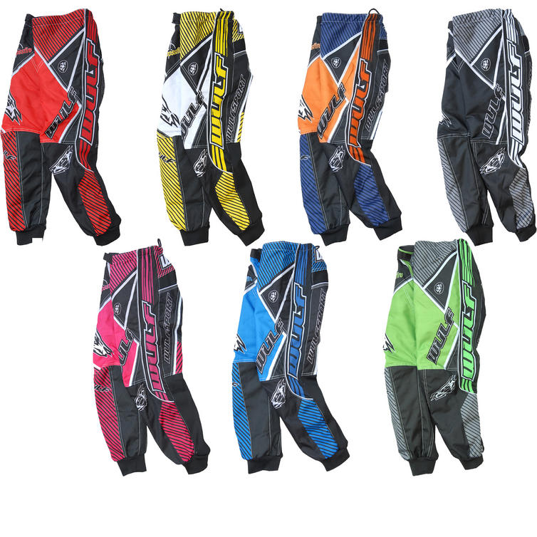 Wulf Crossfire Cub Motocross Pants