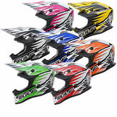 Wulf Cub Advance Motocross Helmet