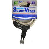 Oxford SuperViper Combination Lock 1m x 22mm