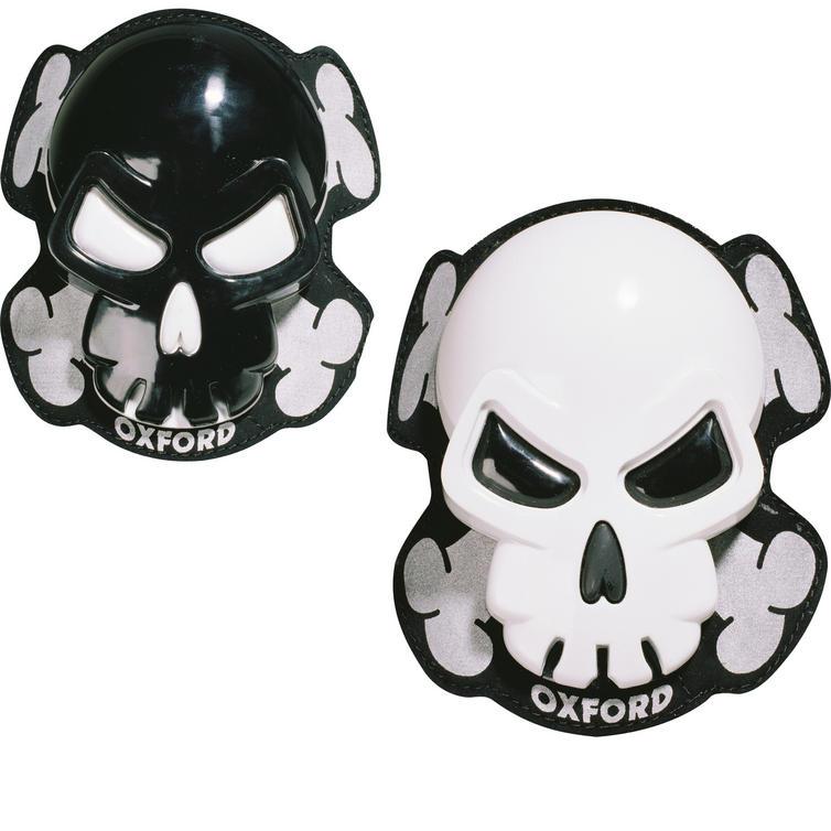 Oxford Skull Motorcycle Knee Sliders