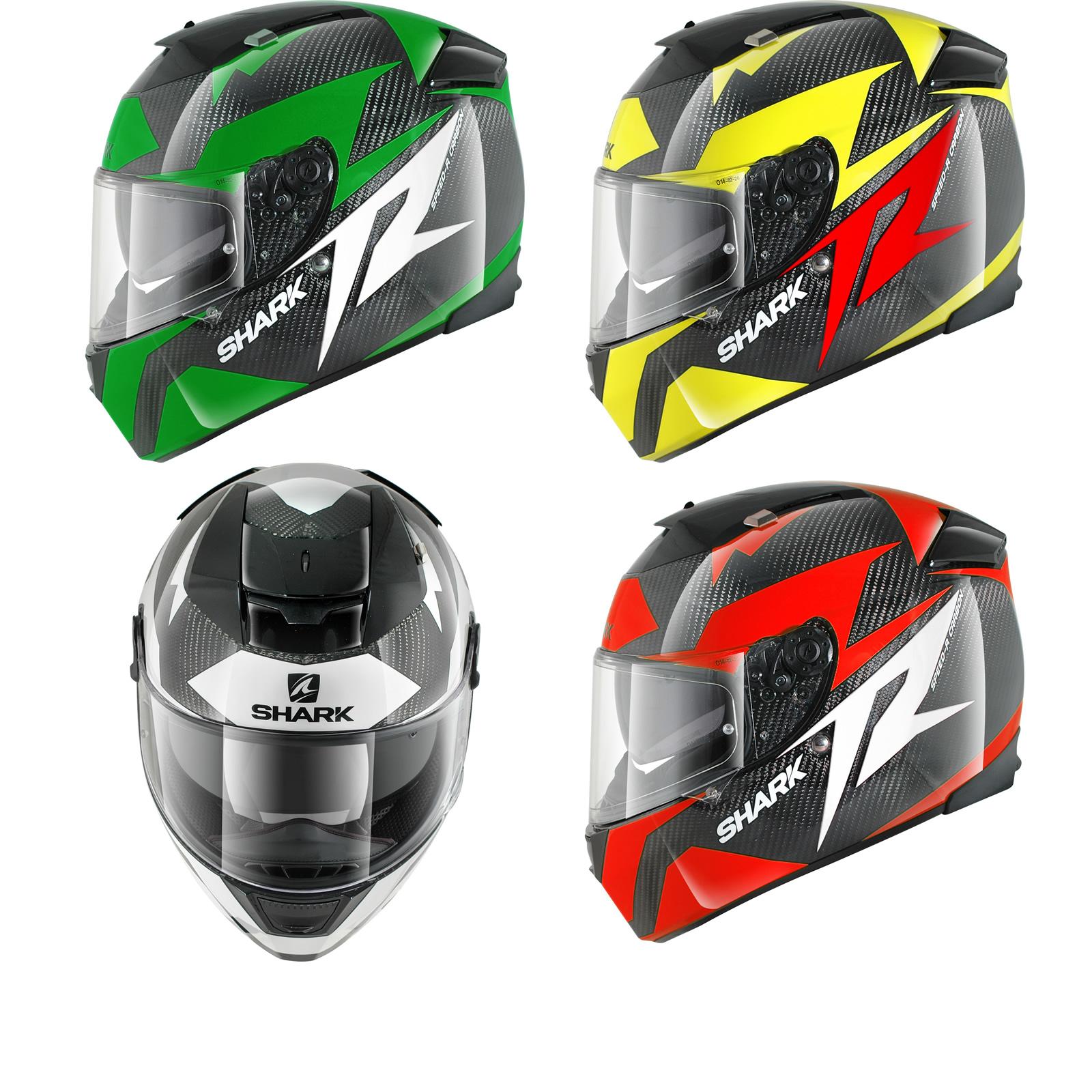 shark speed r carbon run motorcycle helmet speed r. Black Bedroom Furniture Sets. Home Design Ideas