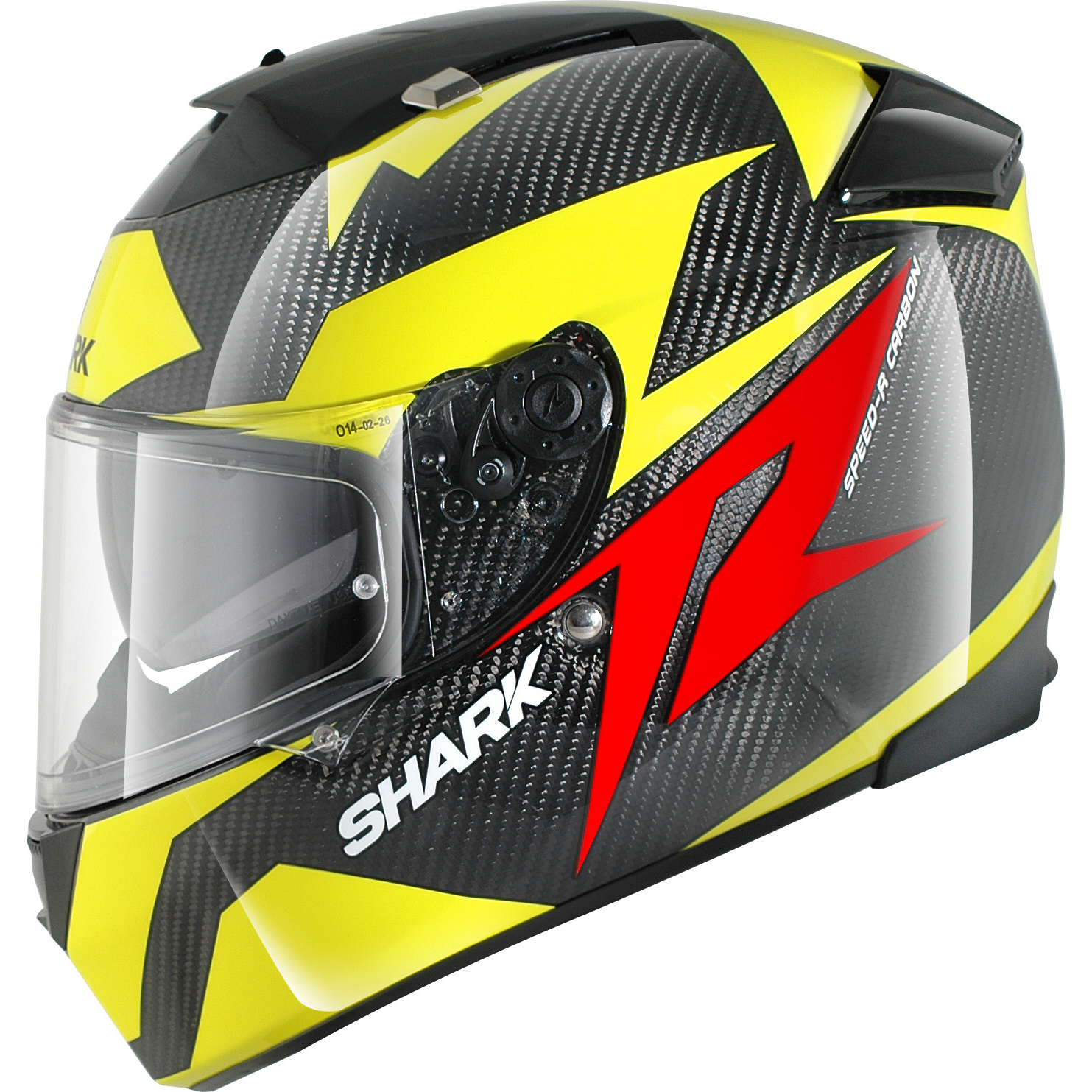 shark speed r carbon fibre run sun visor full face motorbike motorcycle helmet ebay. Black Bedroom Furniture Sets. Home Design Ideas