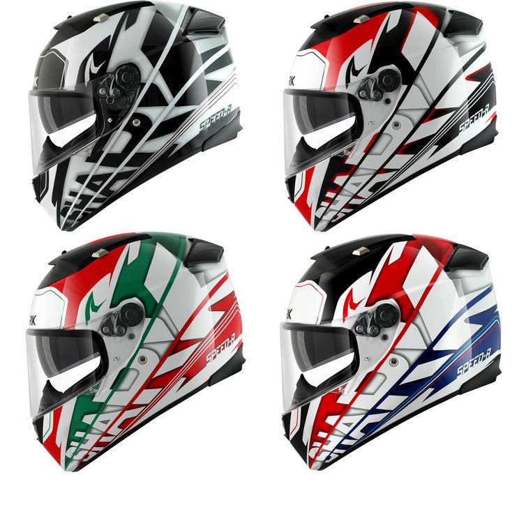 Shark Speed-R Carbon Craig Motorcycle Helmet