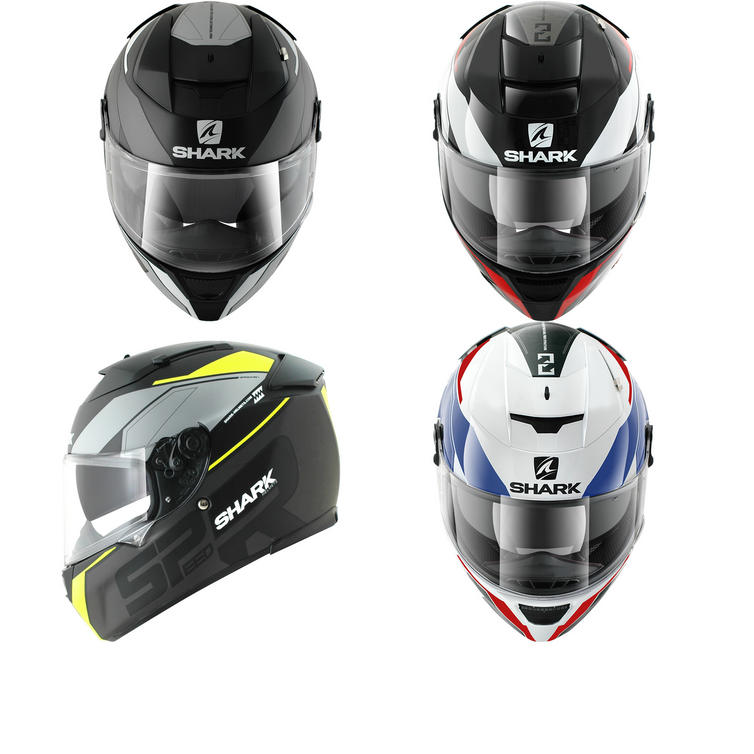 Shark Speed-R Sauer Motorcycle Helmet