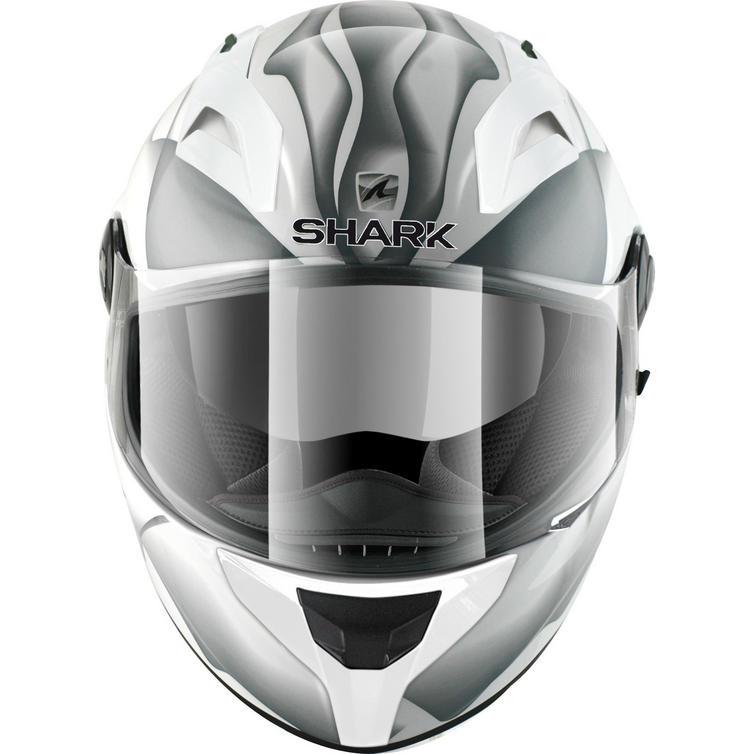 shark vision r smoke motorcycle helmet full face helmets. Black Bedroom Furniture Sets. Home Design Ideas