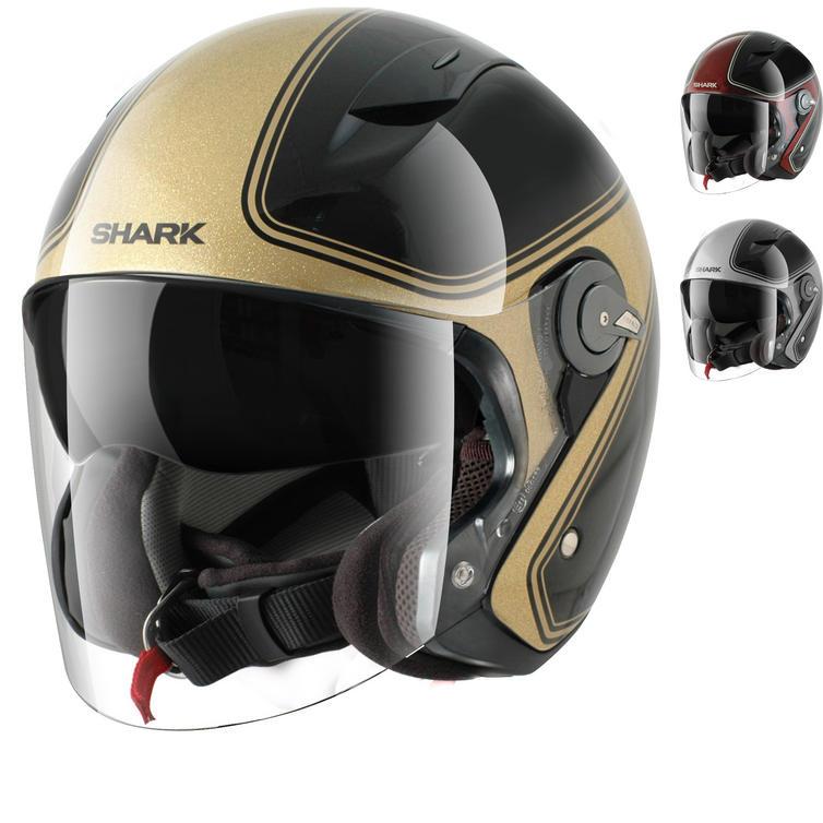 Shark RSJ Sassy Motorcycle Helmet