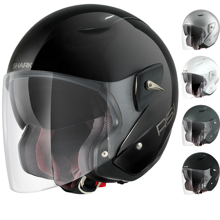 Shark RSJ Unis Motorcycle Helmet