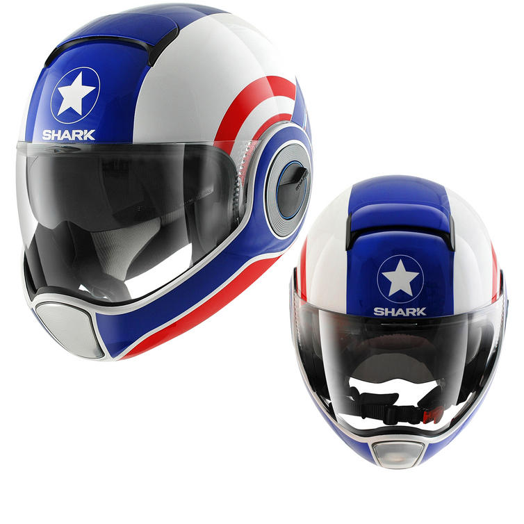 Shark Vantime Cosplay Motorcycle Helmet