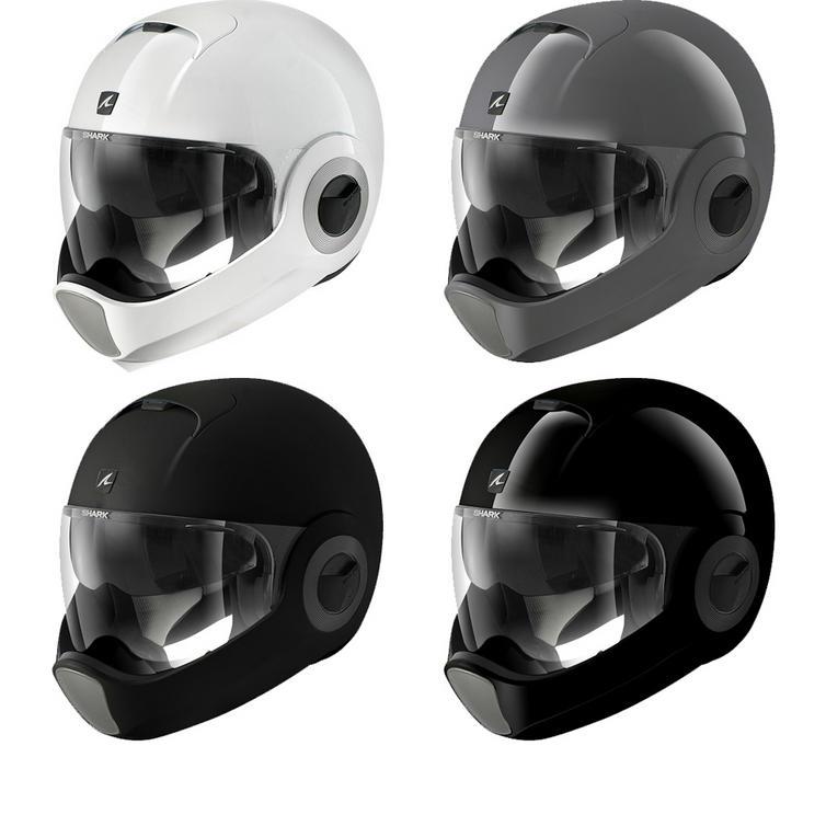 Shark Vantime Blank Motorcycle Helmet
