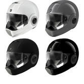 Shark Vantime Blank Motorcycle Helmet