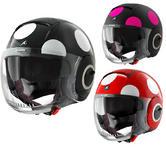 Shark Nano Coxy Motorcycle Helmet