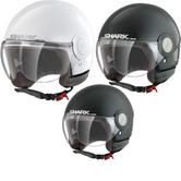 Shark SK Easy Open Face Motorcycle Helmet