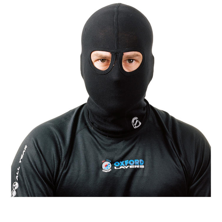 Oxford EYES Cotton Motorcycle Balaclava