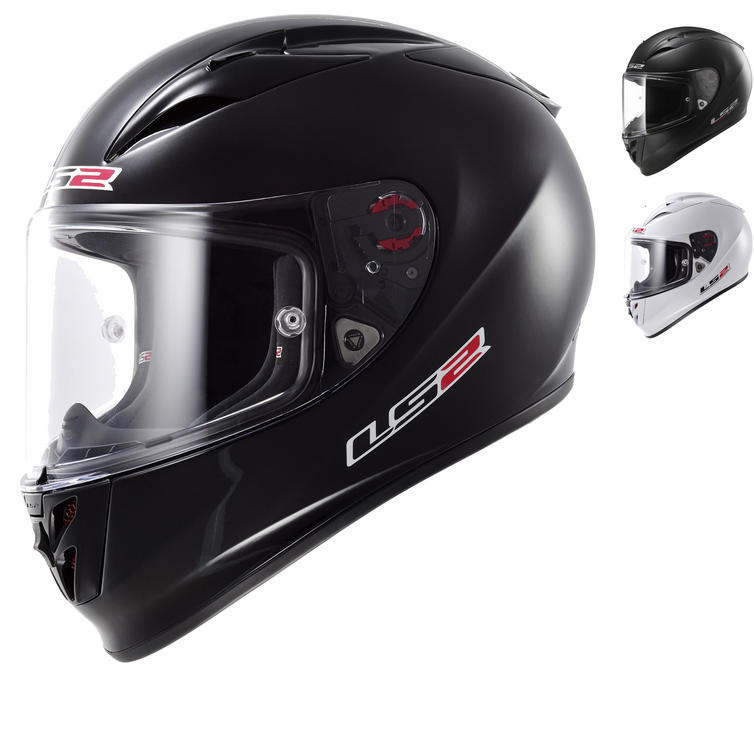 LS2 FF323 Arrow R Solid Motorcycle Helmet