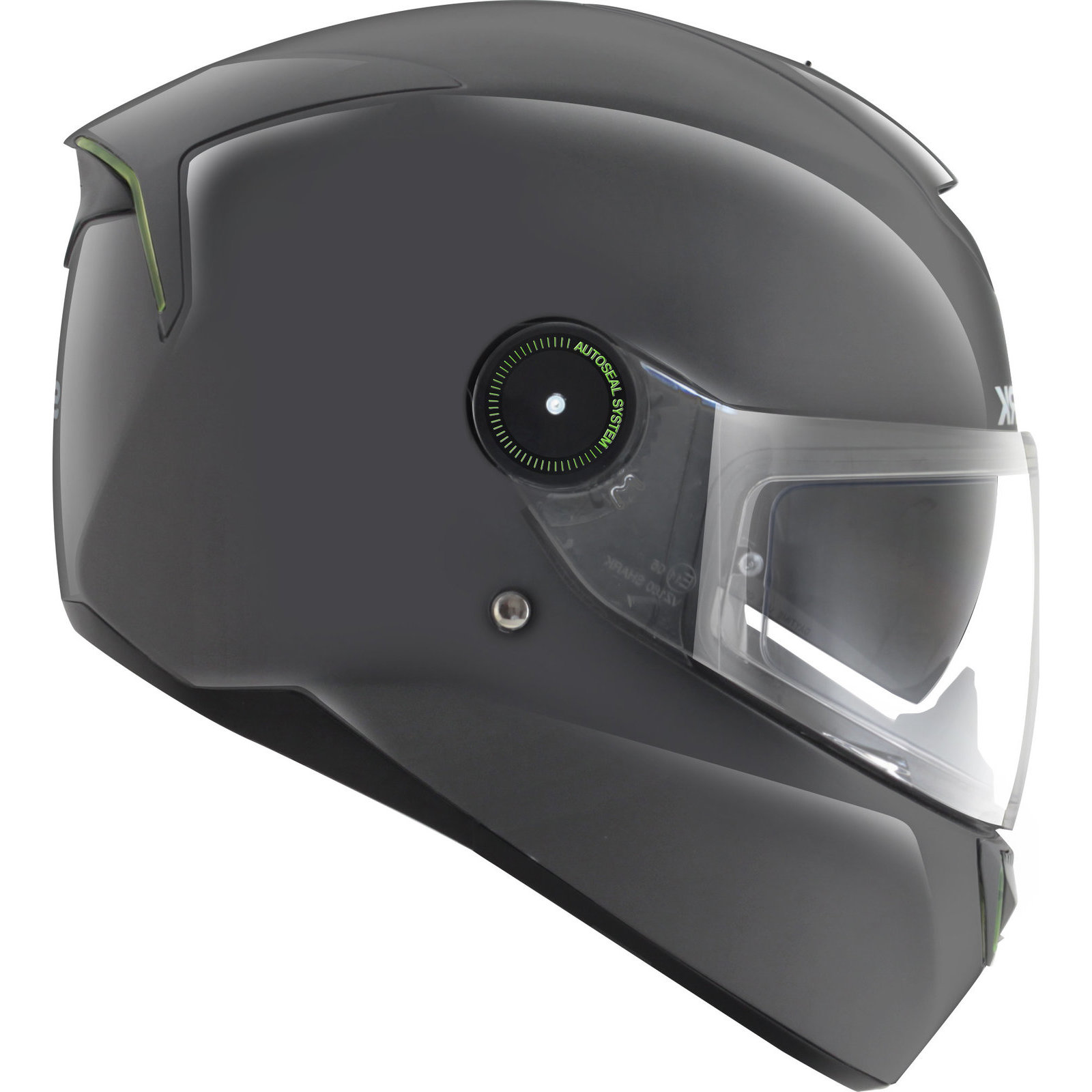 shark skwal blank led light full face sun visor motorbike motorcycle helmet. Black Bedroom Furniture Sets. Home Design Ideas